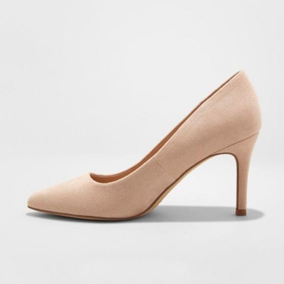 Womens Gemma Pointed Toe Heel Pumps